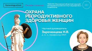 Охрана репродуктивного здоровья женщин