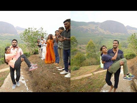 Made for Each Other Season 2 I Rafi-Mumthaz & Tom-Teena in elimination task I Mazhavil Manorama