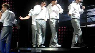 NKOTB - Stare At You- Holmdel, NJ