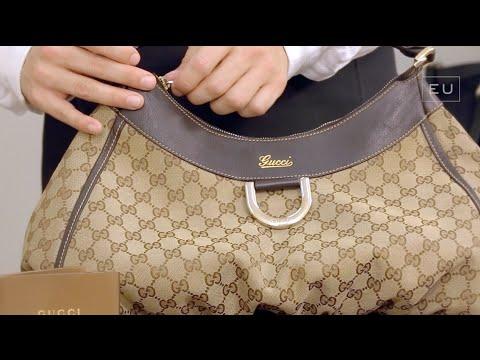 Como saber se sua Bolsa Gucci é Original  2796dfb5055de