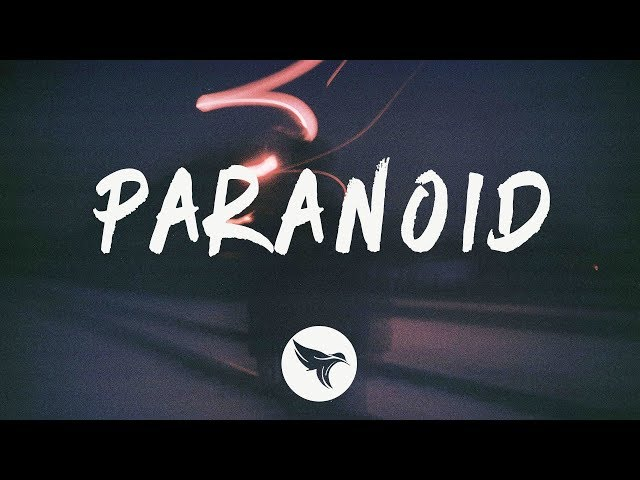 Steve Void & Midsplit - Paranoid (Lyrics) ft. Anna Yvette