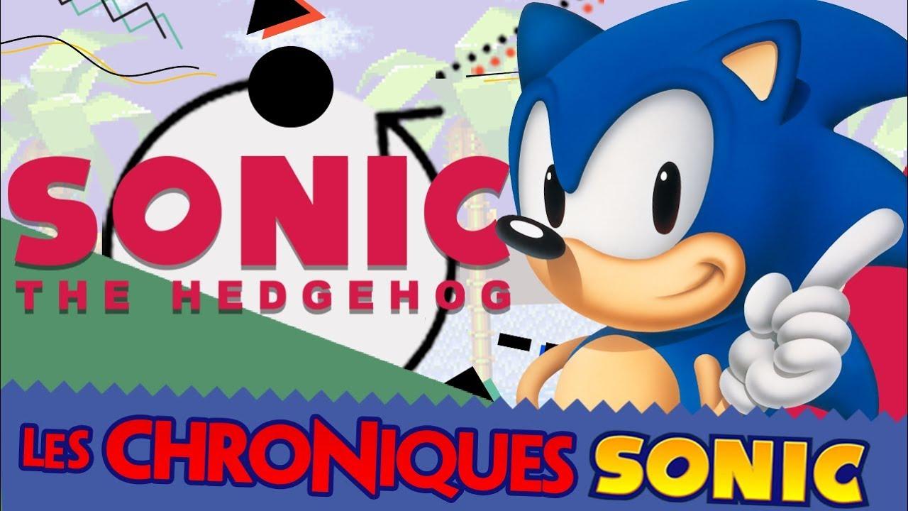 SONIC 1 (1991) - LES CHRONIQUES SAUNIQUES #1 - PuNkY