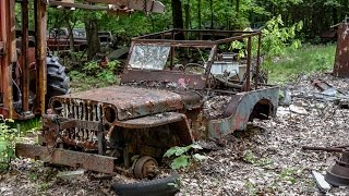 Junkyard Rescue - Willys MB WWII Jeep