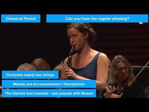 GCSE Concepts  - 7a Recognising Baroque Classical & Romantic