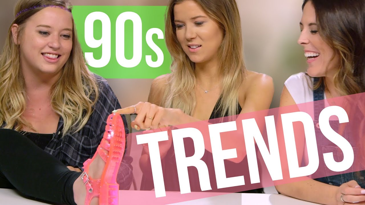 Top fashion trends of the 90s - Top Fashion Trends Of The 90s 53