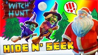 CHRISTMAS PROP HUNT! WHO'S ON THE NAUGHTY LIST? (Witch Hunt Funny ...