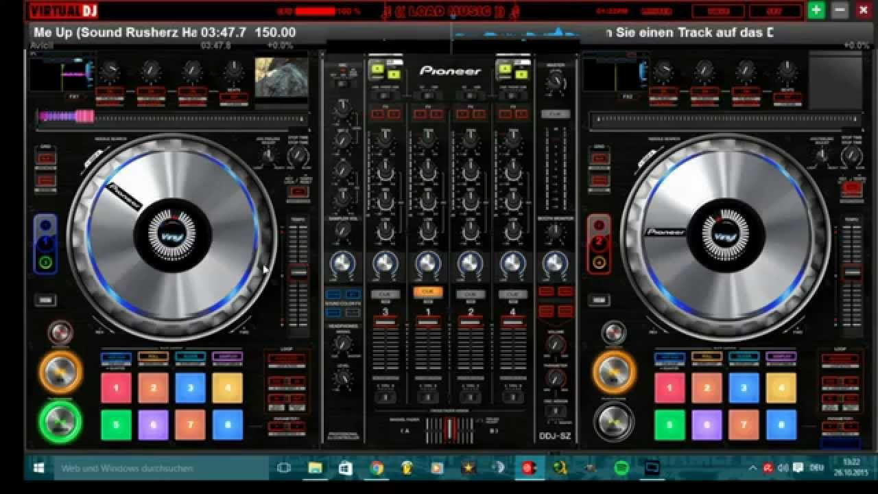 PIONEER SKINS FOR VIRTUAL DJ 8 FREE DOWNLOAD