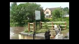 Droitwich Canal Floods 28/06/2012