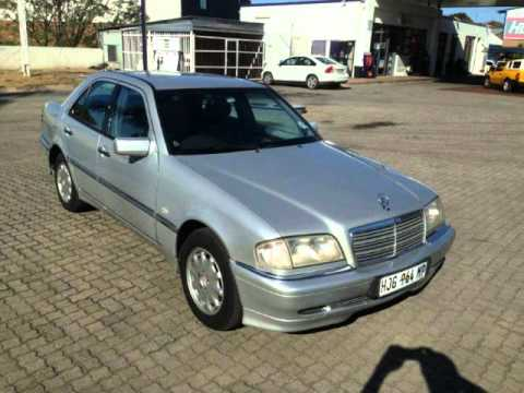 2000 mercedes benz c class 200 elegance auto auto for sale on auto trader south africa youtube. Black Bedroom Furniture Sets. Home Design Ideas