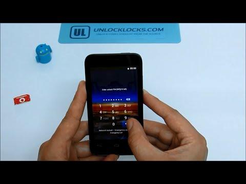 How To Unlock Vodafone Smart 4 Fun (Vodafone 685) By Unlock Code.