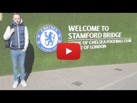 Fußballreise - Old Trafford (Manchester United) & Stamford Bridge (FC Chelsea) | Groundhopping