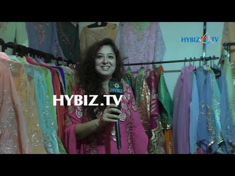 Nidhi Malhotra, Golden Weaves Delhi | HI LIFE Exhibition 2017 Chennai | hybiz