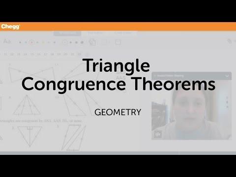 triangle-congruence-theorems- -geometry- -chegg-tutors