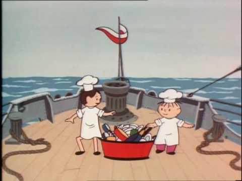 MORSKA WYPRAWA (1977) - SERIA: PRZYGODY BOLKA I LOLKA