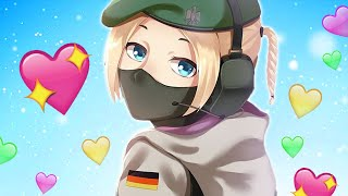 meeting the perfect girl in rainbow six siege
