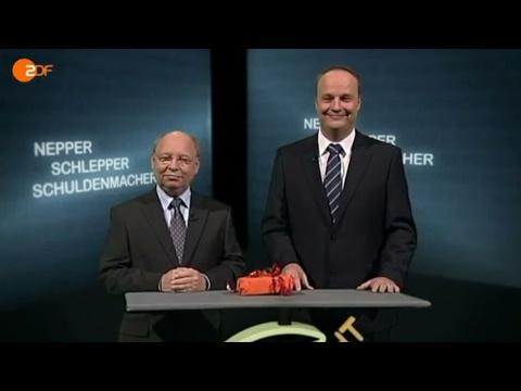 Nepper Schlepper Schuldenmacher: Herdpämie   Heute-Show