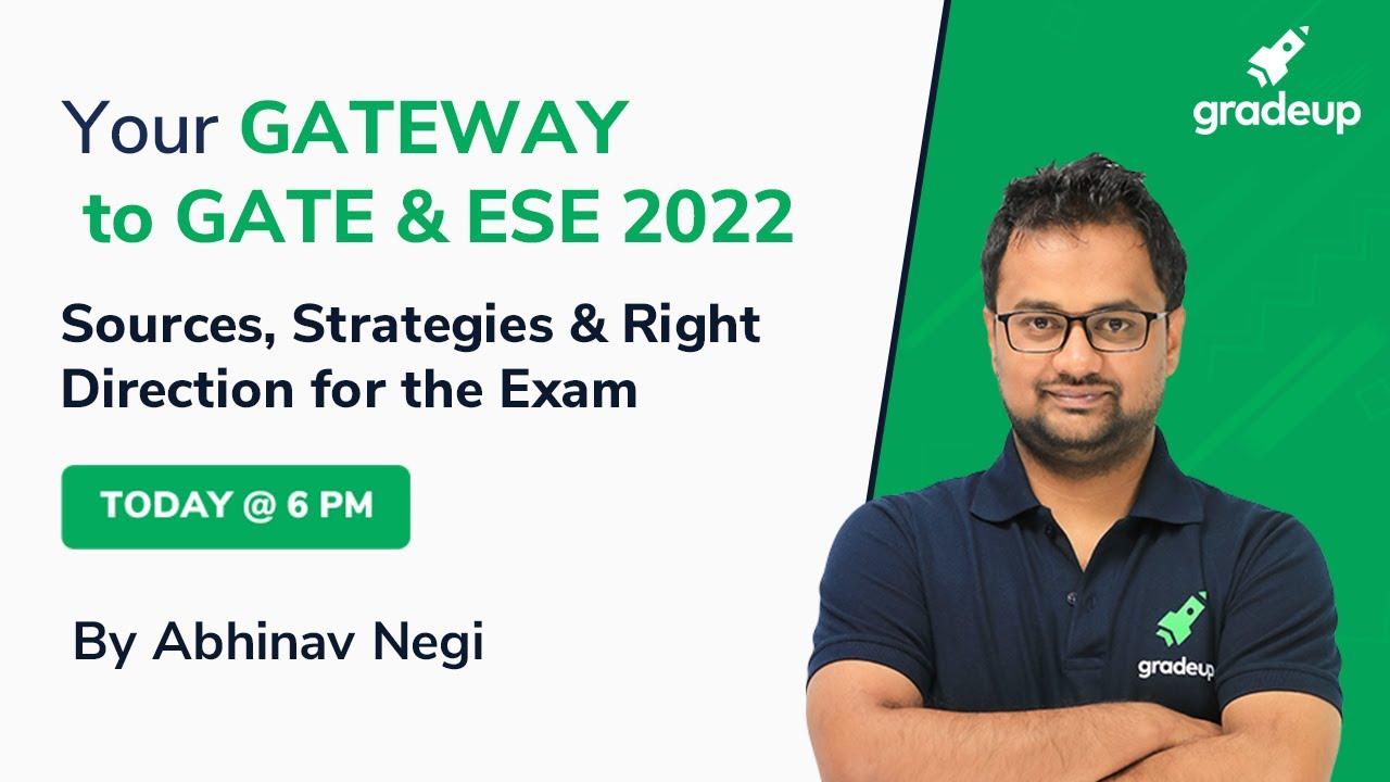 Psu Calendar Fall 2022.Detailed Exam Calendar Of Ese Gate Psu Exams For 2022 Exam Preparation Plan Gradeup Youtube