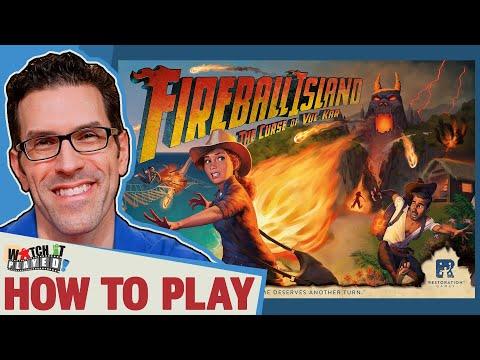 Fireball Island - How To Play