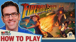 Fireball Island - How To Play
