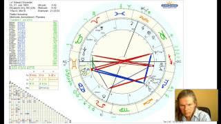 Horoskop Edward Ed Snowden-Alexander Gottwald-Neptun Täuschung NSA-Whistleblower Limited Hangout Op