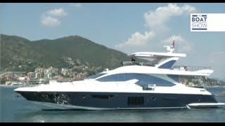[ITA]  AZIMUT 80 - Review - The Boat Show