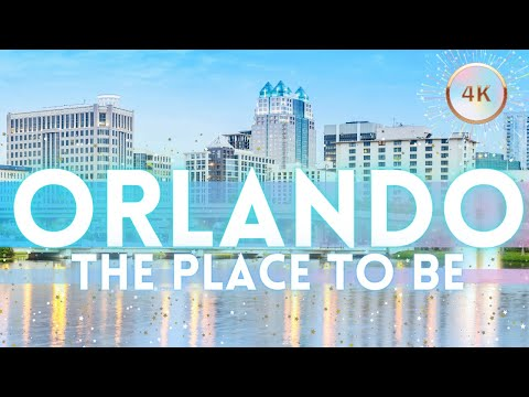 Orlando Florida Things To Do 2021 4K