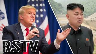 Trump le dice a Kim que como se ponga