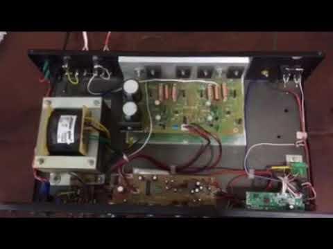 Sound King 25000 Amplifier Board