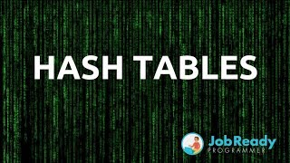 Hash Table (Part 1)