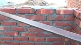 House Construction दीवारें सीधी हैं या नहीं How to check house walls