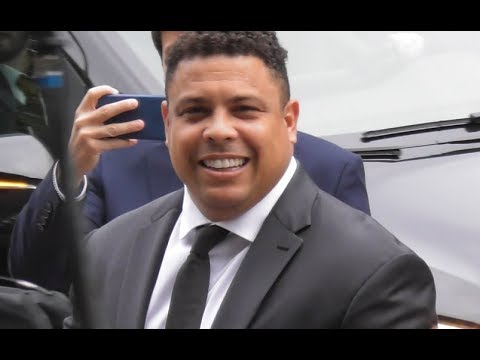 RONALDO / Brazil @ Paris 13 may 2018 UNFP Football Trophy / mai 2018