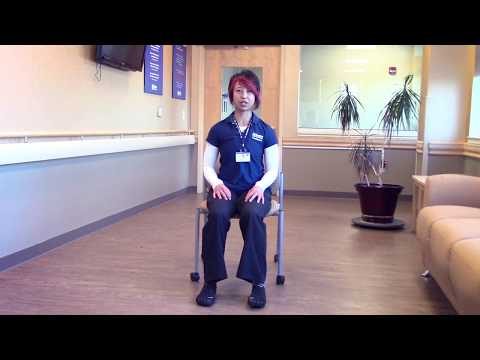 Introduction to Chair Yoga: Part Three