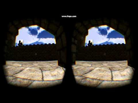 VR Evolved - Attack of the Drones Virtual Reality Oculus Rift DK2 Tech demo