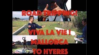 VIVA LA VIE ! MALLORCA to HYERES throwback