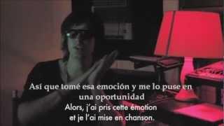 Julian Casablancas - I Like The Night (Grabación, Sub. En Español)