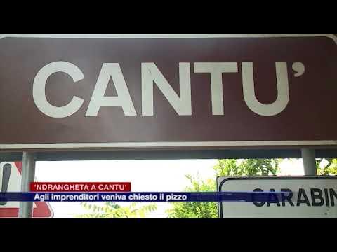 Etg - 'Ndrangheta a Cantù, ai commercianti veniva chiesto il pizzo