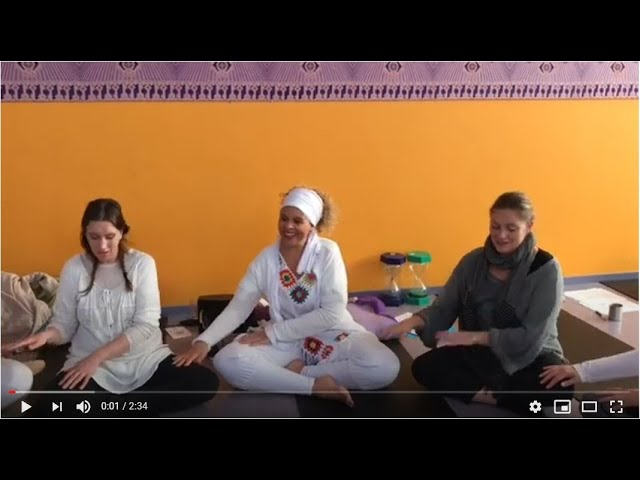 Kundalini kidsyoga teacher training