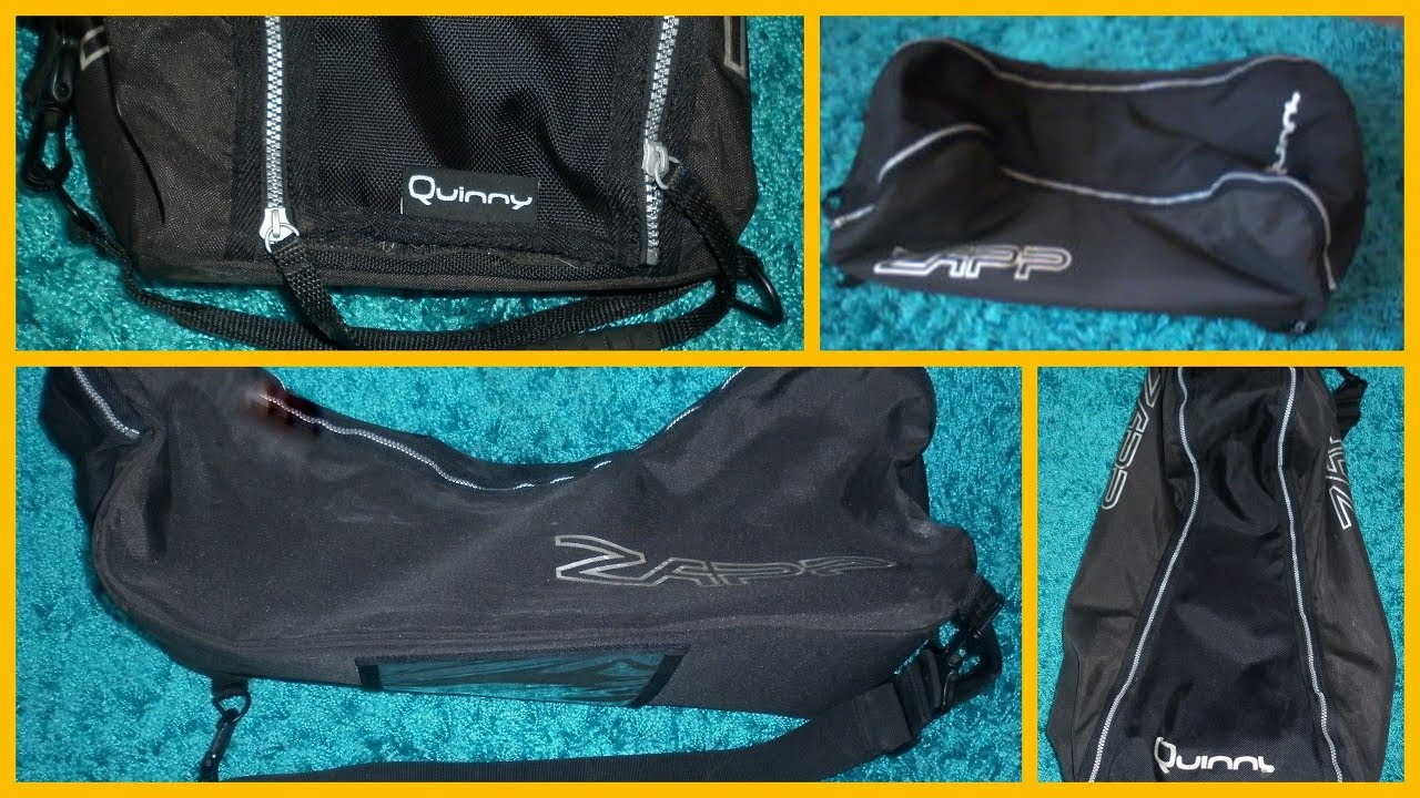 Youtube 2 Quinny Travel Transport ZappZapp Carry Bag Xtra PkTuXOZi