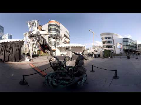 2016 World Championship Finals: Statue 360 Experience