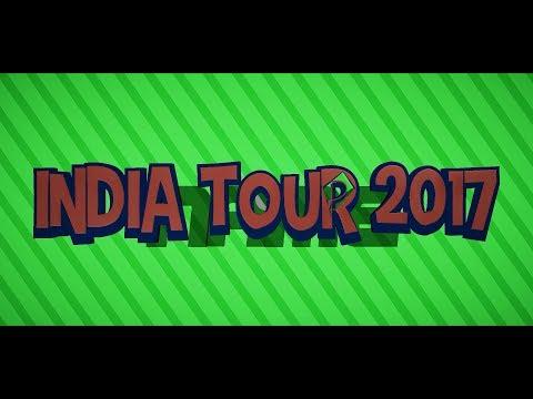 India Tour 2017 [ Dhaka To Delhi via Kolkata]