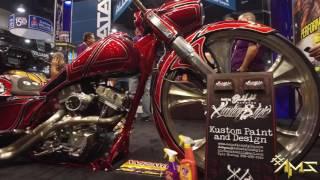 Hottest Bikes motorcycles Harley Davidson at Sema Show 2016