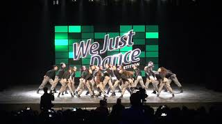Gambar cover Wolfpack Mega Crew 2018 We Just Dance