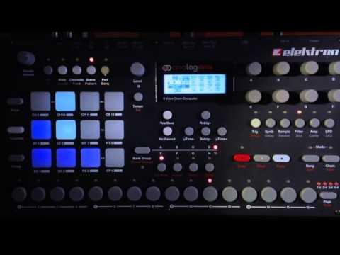 LEM - AnalogRytm & AnalogFour (Deep Tech House demo pattern)