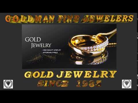 goldman fine jewelers gold jewelery collection