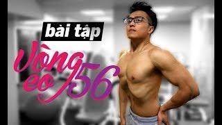 Ngày 50 | MÌNH ƯỚC MÌNH TẬP BÀI NÀY SỚM HƠN| Ngực| 12 Tuần Giảm Mỡ| An Nguyen Fitness