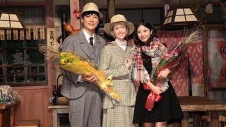 玉山鉄二さん主演のNHK朝ドラ「マッサン」の画像をピックアップ!応...