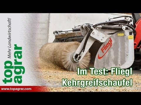 Lieblings Fliegl Agro-Center Schleppschuhverteiler Umrüstung   Wie leicht #WV_27