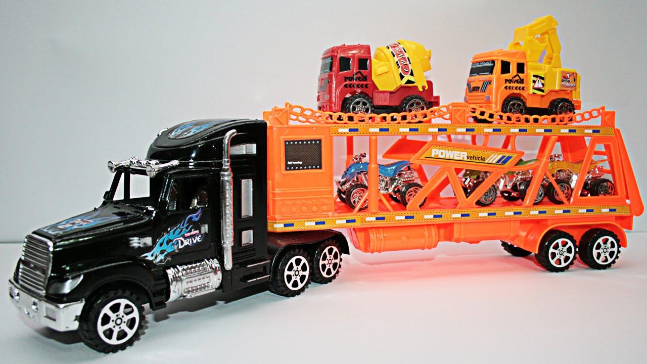 Автовоз и Дорожно-строительная техника