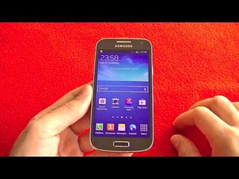 Samsung Galaxy S4 Mini review (en español)
