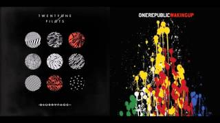 All the Right Judgments - twenty one pilots vs. OneRepublic (Mashup)